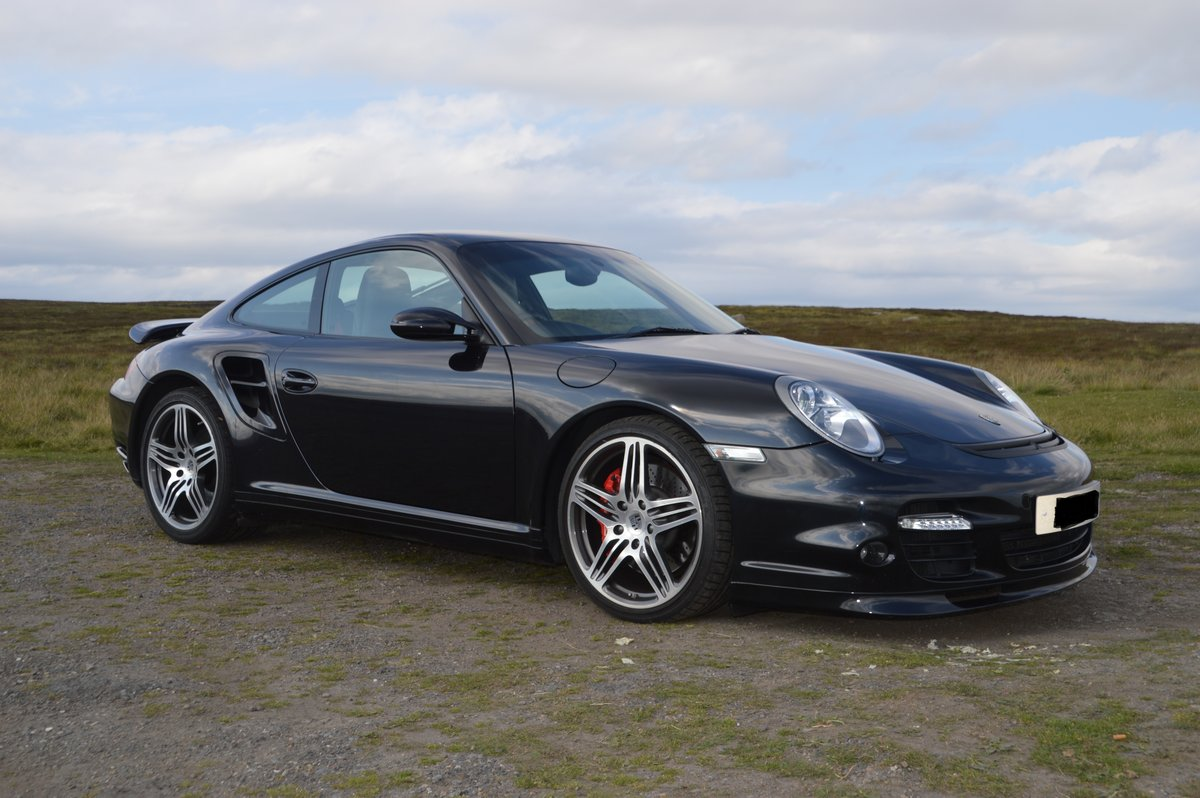 2007 Porsche 997 Turbo Manual For Sale (picture 1 of 6)