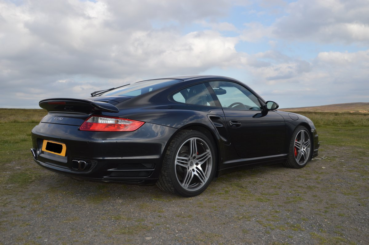 2007 Porsche 997 Turbo Manual For Sale (picture 2 of 6)