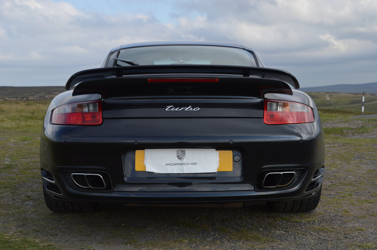 2007 Porsche 997 Turbo Manual For Sale (picture 6 of 6)