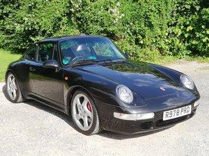 1997 Porsche 993 C4S Manual Coupe For Sale
