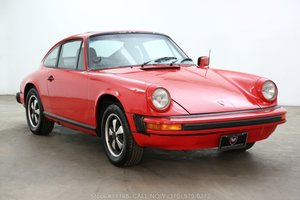 1976 Porsche 911S Coupe
