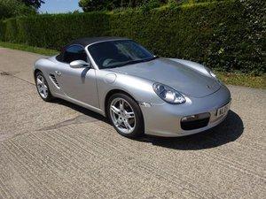 2005 Porsche Boxster 2.7 987 - 39445 miles only!