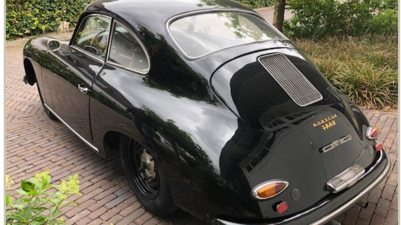 1957 Porsche 356 A For Sale (picture 2 of 4)