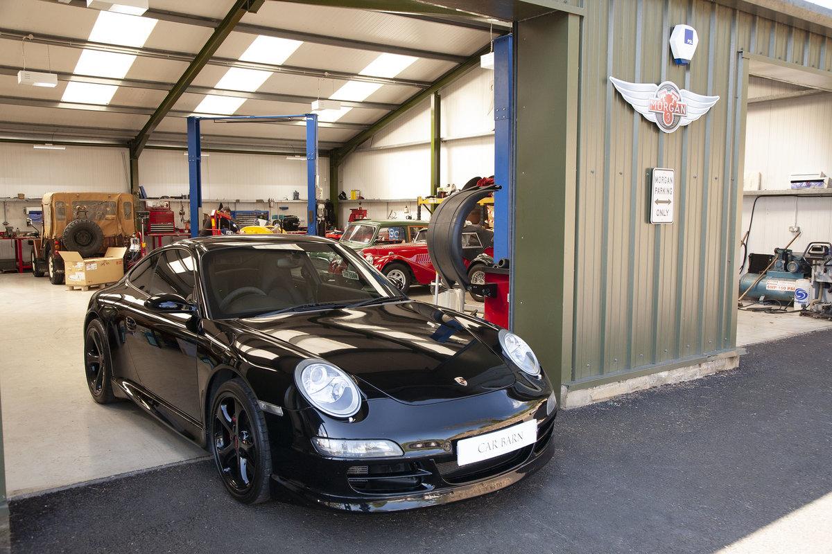2004 Porsche 911 3.6 C2 (997) Tech Art SOLD (picture 1 of 6)