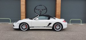 2010 Porsche Boxster Spyder 302 miles For Sale