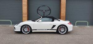 2010 Porsche Boxster Spyder 302 miles