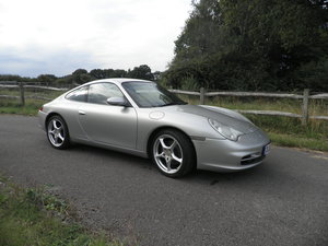 2003 Porsche 996 C2 Manual Coupe For Sale