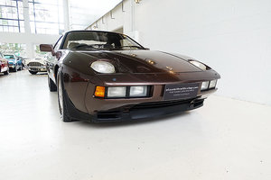 1982 AUS delivered 928 S, complete history, manual For Sale