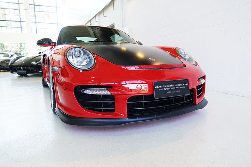 2011 Special Project GT2 RS, limited numbers, 612 hp For Sale (picture 1 of 6)