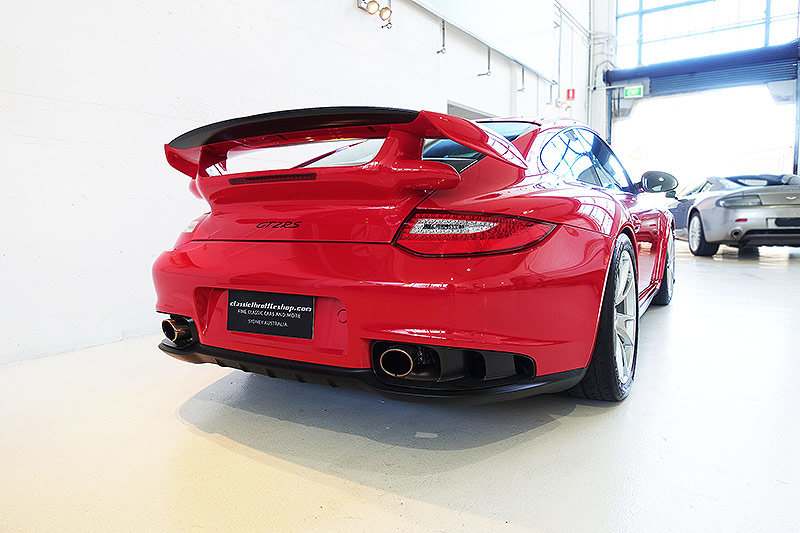 2011 Special Project GT2 RS, limited numbers, 612 hp For Sale (picture 2 of 6)