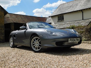 Picture of 2004 Porsche 986 Boxster 2.7 - facelift, 43k, superb condition SOLD