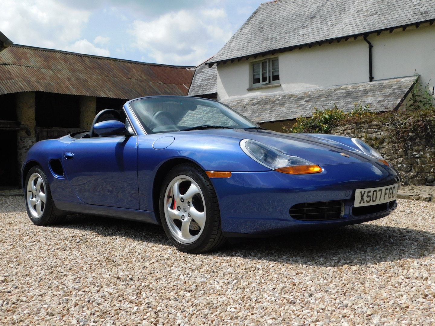 2000 Porsche 986 Boxster 3.2 S - 1 owner, 19k miles, concours For Sale (picture 1 of 6)