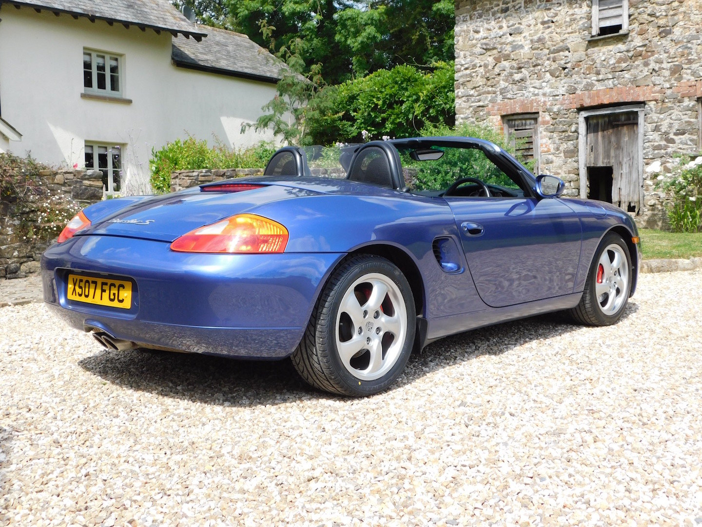 2000 Porsche 986 Boxster 3.2 S - 1 owner, 19k miles, concours For Sale (picture 2 of 6)