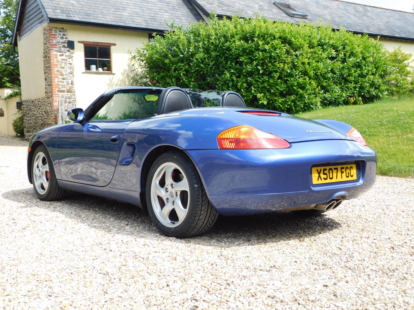 2000 Porsche 986 Boxster 3.2 S - 1 owner, 19k miles, concours For Sale (picture 3 of 6)