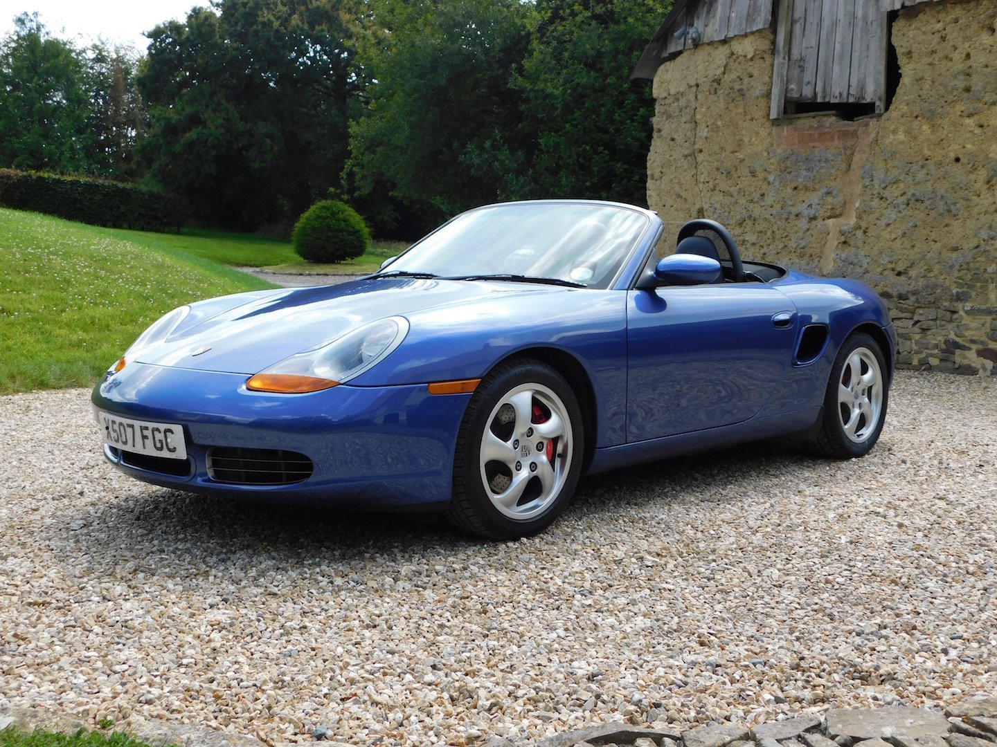 2000 Porsche 986 Boxster 3.2 S - 1 owner, 19k miles, concours For Sale (picture 4 of 6)