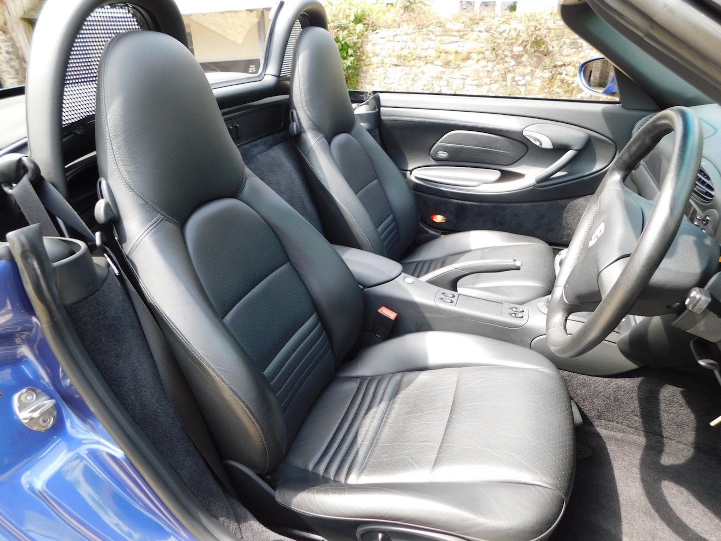 2000 Porsche 986 Boxster 3.2 S - 1 owner, 19k miles, concours For Sale (picture 5 of 6)