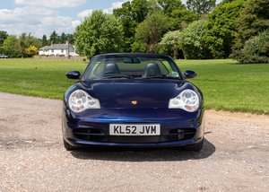 2003 Porsche 911  996 Carrera 4 Convertible For Sale by Auction