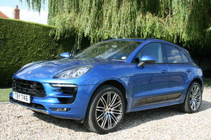 2015 Porsche Macan S 3.0 TD V6 AWD PDK Auto. High Specification. For Sale
