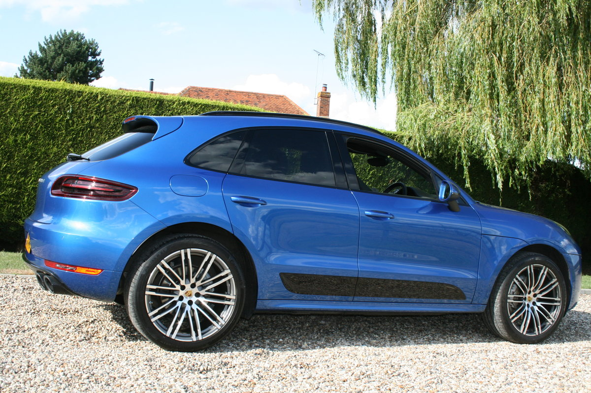 2015 Porsche Macan S 3.0 TD V6 AWD PDK Auto. High Specification. For Sale (picture 2 of 6)