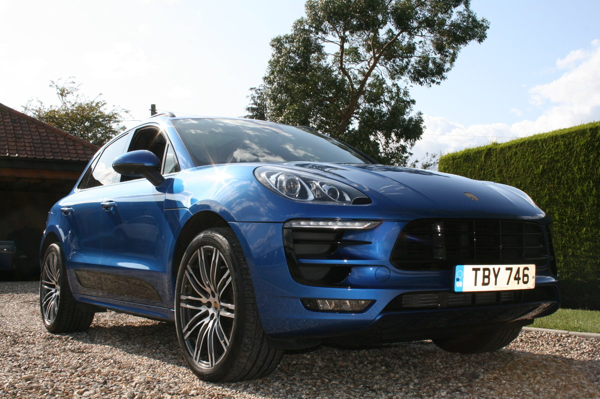 2015 Porsche Macan S 3.0 TD V6 AWD PDK Auto. High Specification. For Sale (picture 5 of 6)