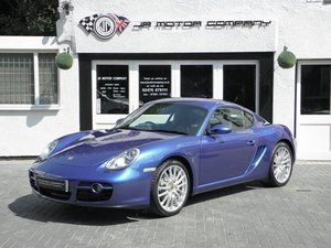 Picture of 2008 Porsche Cayman 2.7 Manual rare Cobalt Blue Huge spec! SOLD