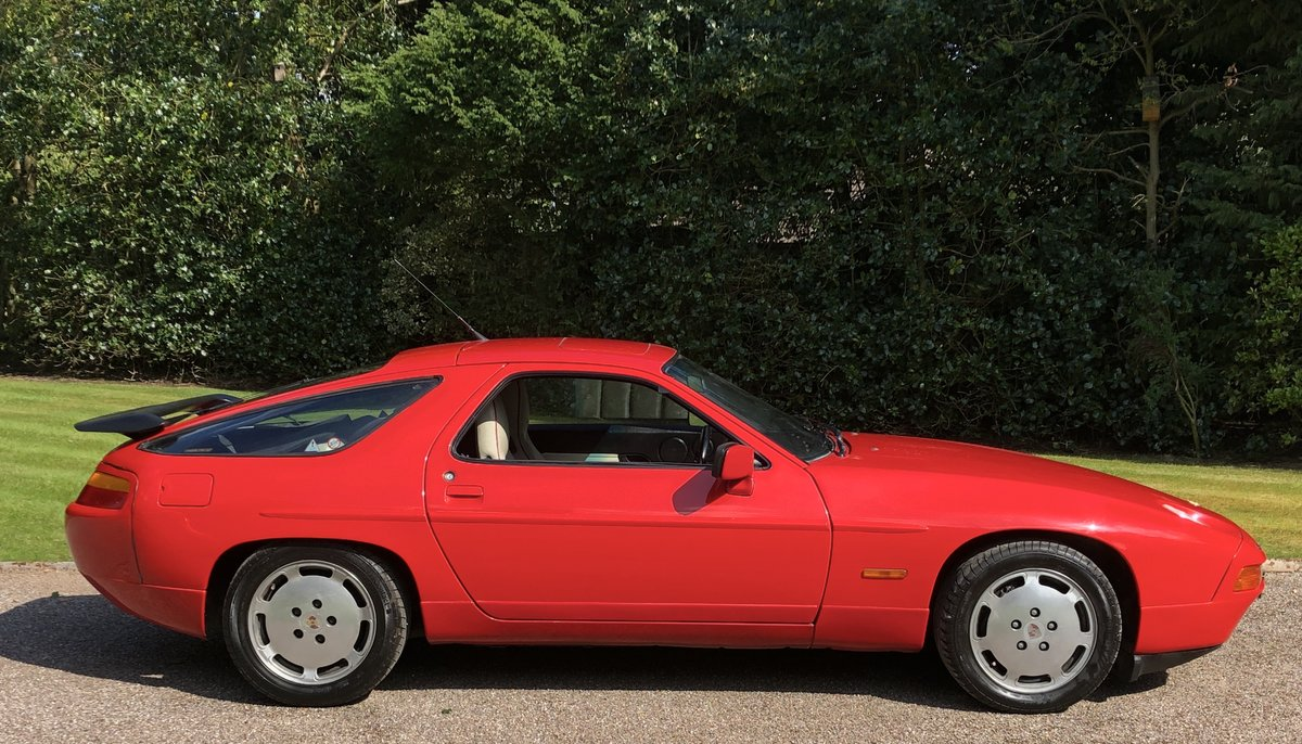 1990 PORSCHE 928 S4 GT COUPE AUTOMATIC For Sale (picture 3 of 6)