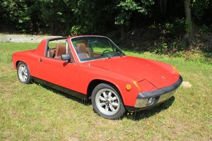 1973 Porsche 914 - Lot 644 For Sale by Auction