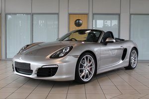 2012/12 Boxster (981) 3.4 S PDK For Sale