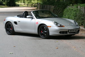 2000 Porsche Boxster S in excellent condition