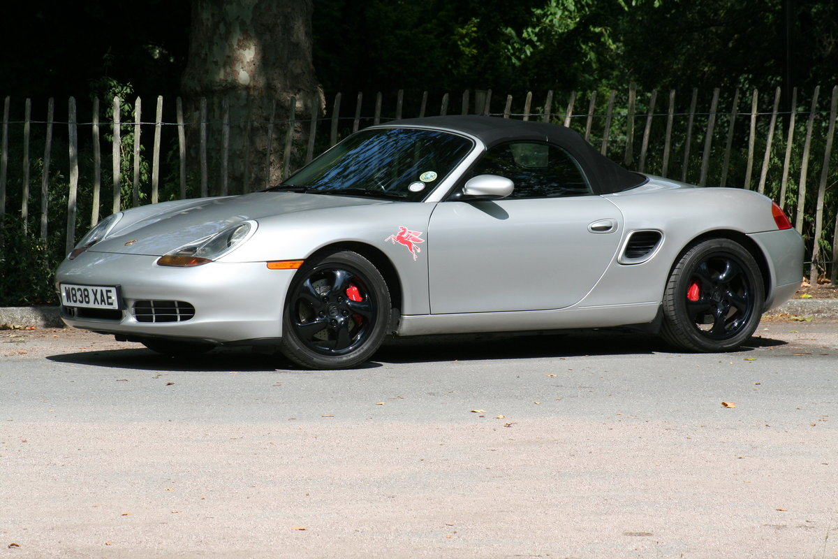 2000 Porsche Boxster S in excellent condition For Sale (picture 2 of 6)
