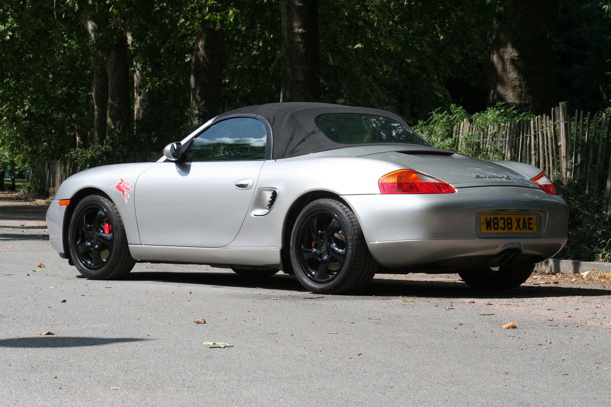 2000 Porsche Boxster S in excellent condition For Sale (picture 3 of 6)
