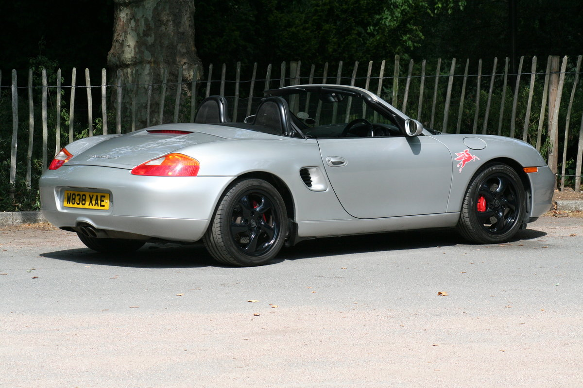 2000 Porsche Boxster S in excellent condition For Sale (picture 4 of 6)