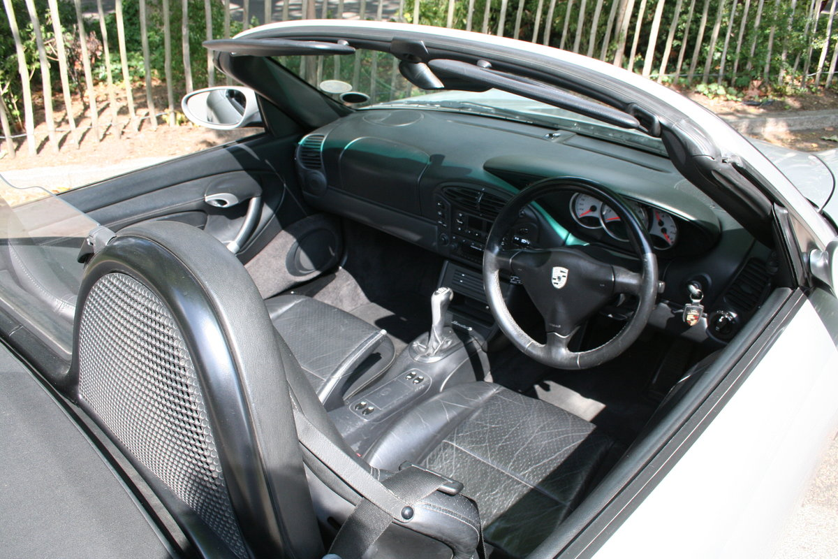 2000 Porsche Boxster S in excellent condition For Sale (picture 5 of 6)