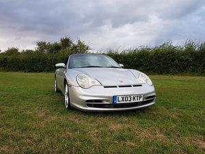 2003 Porsche 996 Carrera 4 - LS3 V8 525bhp