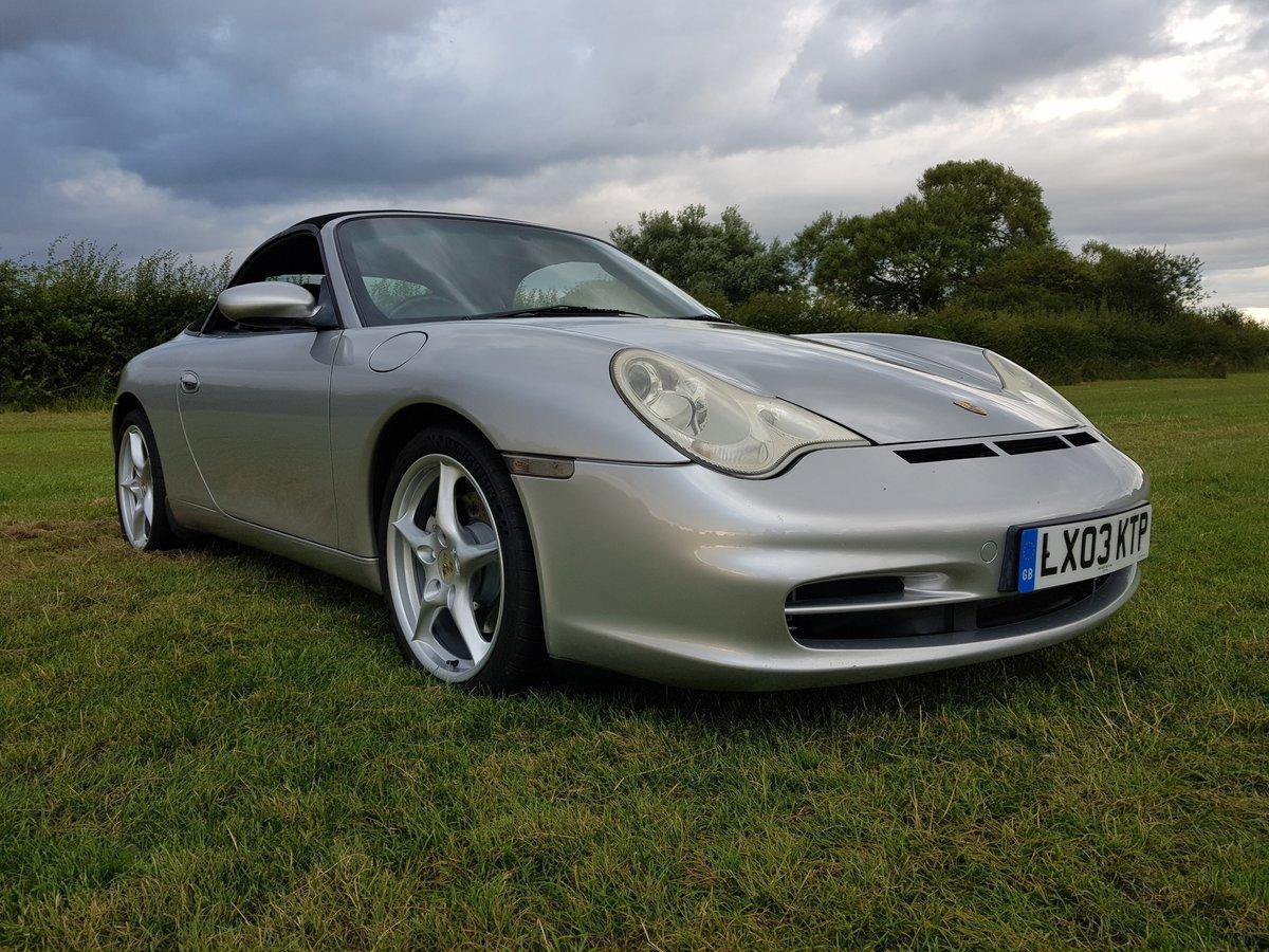 2003 Porsche 996 Carrera 4 - LS3 V8 525bhp For Sale (picture 2 of 6)