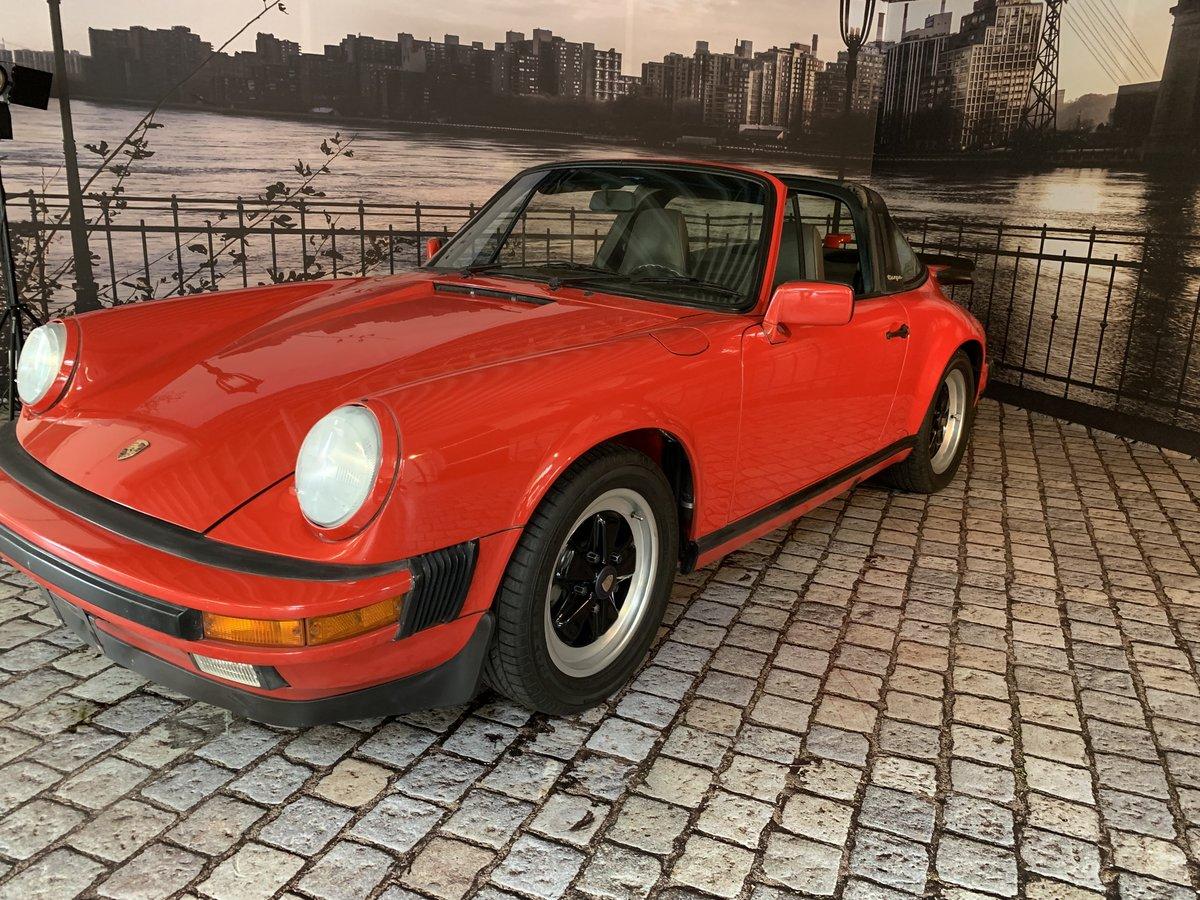 1987 Porsche 911 Carrera 3.2 Targa G50 body  For Sale (picture 1 of 6)