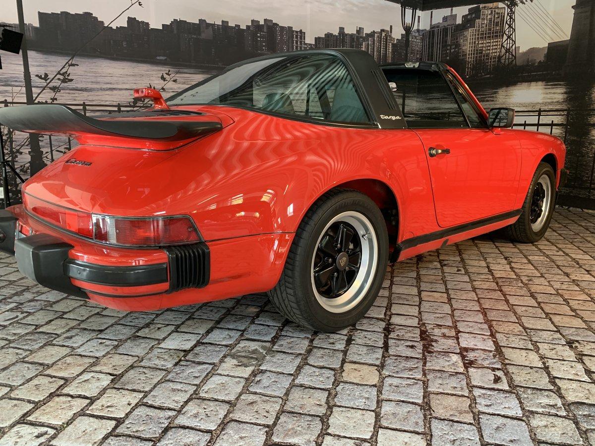 1987 Porsche 911 Carrera 3.2 Targa G50 body  For Sale (picture 3 of 6)