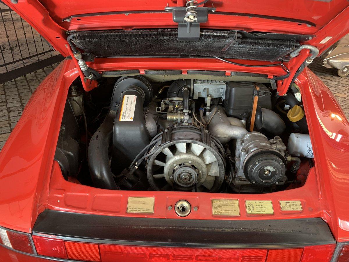 1987 Porsche 911 Carrera 3.2 Targa G50 body  For Sale (picture 5 of 6)