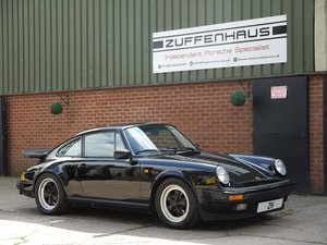 1986 Porsche 911 3.2 Carrera Coupe For Sale