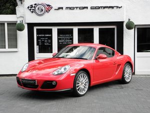 Picture of 2009 Porsche Cayman Gen 2 2.9 Manual Guards Red Huge Spec! SOLD