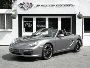 2010 Porsche Boxster Gen 2 2.9 Manual Meteor Grey Huge Spec! For Sale