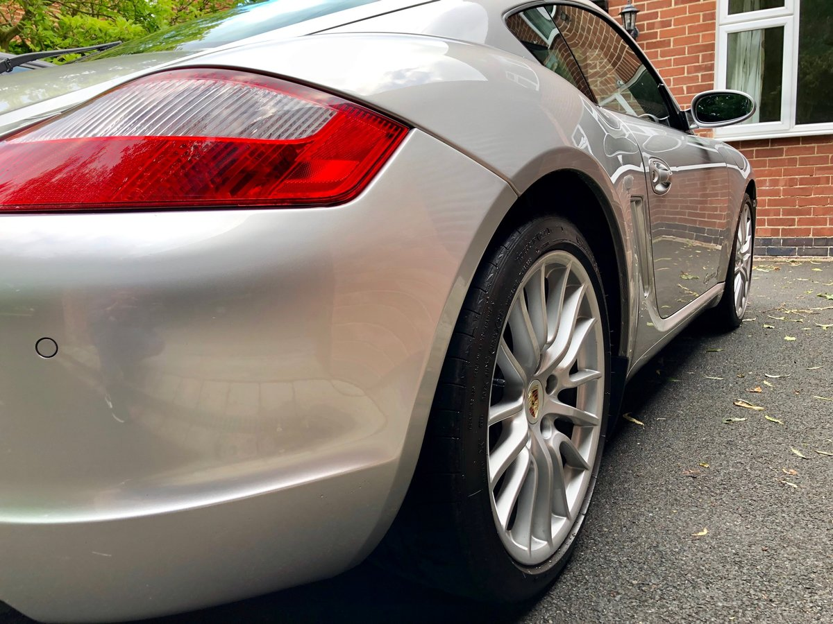 2007 Porsche 3.4 Cayman S (987.1) For Sale (picture 3 of 6)
