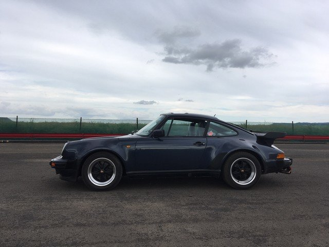 1984 Porsche 911 Turbo (930) at Morris Leslie Auction 17th August SOLD by Auction (picture 2 of 4)