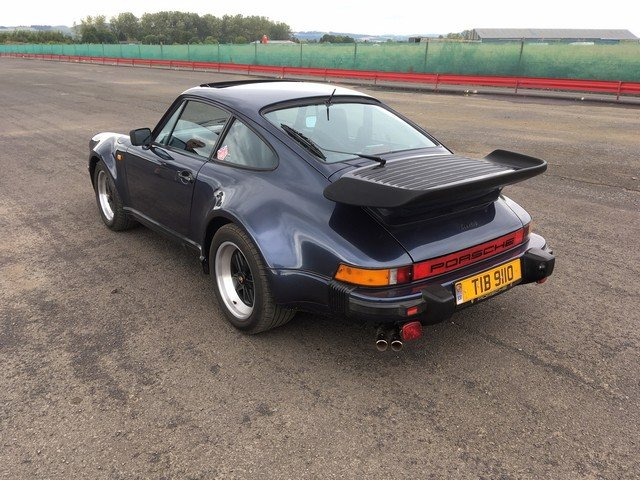 1984 Porsche 911 Turbo (930) at Morris Leslie Auction 17th August SOLD by Auction (picture 3 of 4)