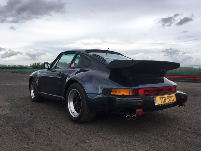 1984 Porsche 911 Turbo (930) at Morris Leslie Auction 17th August SOLD by Auction (picture 4 of 4)