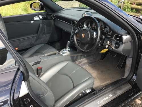 2011 Porsche 911 Turbo S S/A at Morris Leslie Auction 17th August SOLD by Auction (picture 4 of 6)