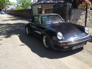 Picture of 1987 Porsche Carrera Cabrio Super Sport at Morris Leslie 17th Aug SOLD by Auction