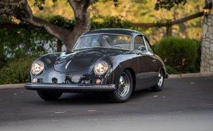 1953 Porsche 356 Bent(~)Window Coupe Grey(~)Tan $225k For Sale