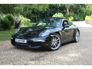 2011 Porsche 911 3.8 991 Carrera S PDK (s/s) 2dr HUGE SPEC, PORSC For Sale