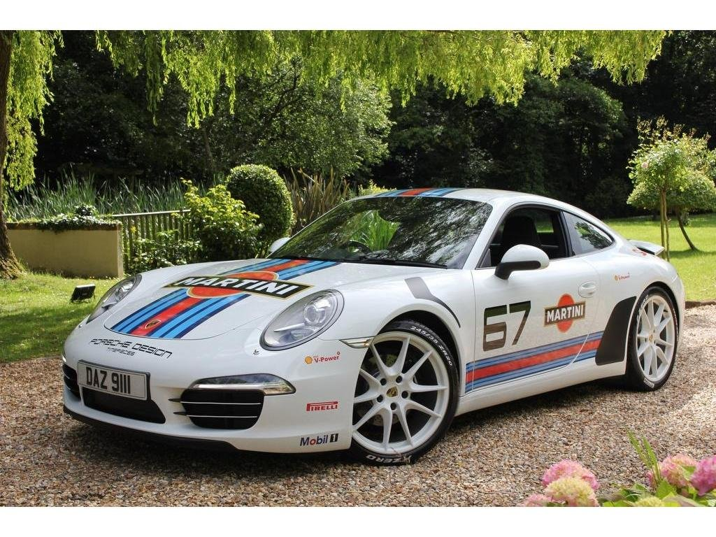 2013 Porsche 911 3.4 991 Carrera PDK 2dr JUST ARRIVED ONE OFF For Sale (picture 1 of 1)